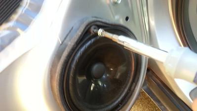2007 Honda CR-V Front Door Speaker Installation - USA