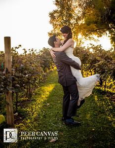 Lauren + Roy | Over the Vines Wedding