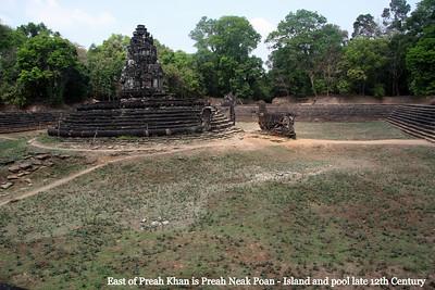 Preah Neak Pean Temple