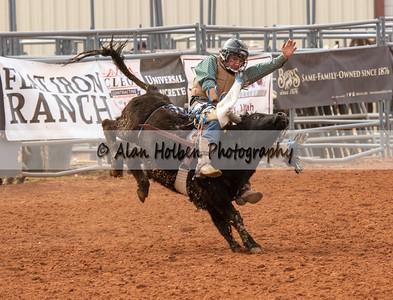 Saturday - Jr High - Bareback Steer