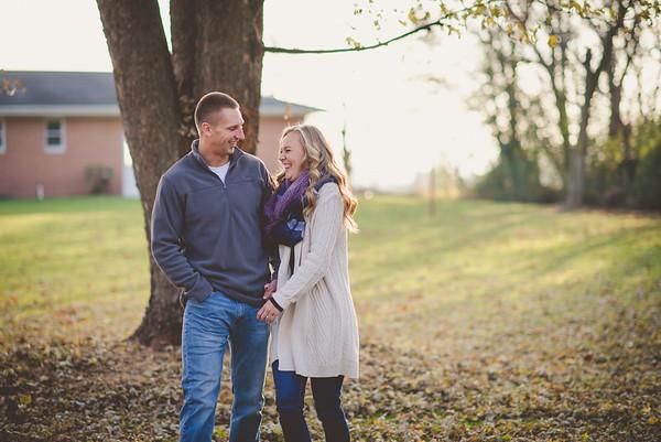 Lexi + Caleb | Oshkosh Engagement Photography