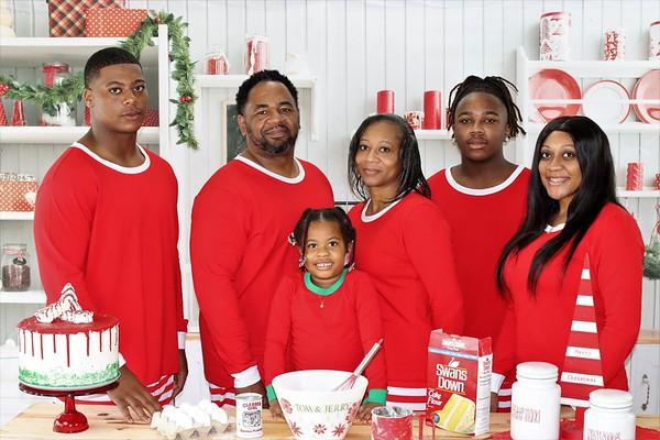 The Paul Family | Christmas 2020