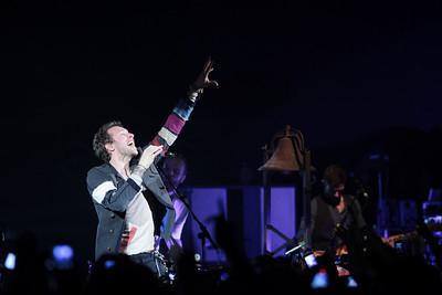 COLDPLAY (with guests Bono and Gary Barlow) @ Shepherds Bush Empire, London Feb 09