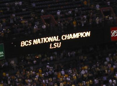 Sugar Bowl - National Championship (2004)