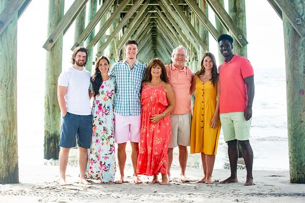 Denise G Family | Shop Family Beach Photos Topsail