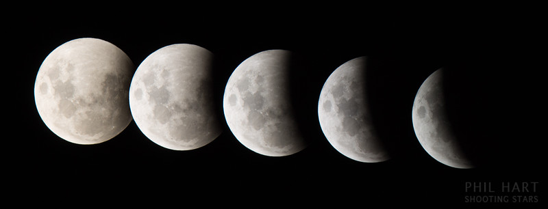 Total Lunar Eclipse - 8th October 2014