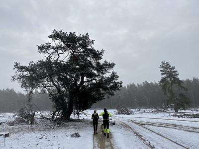 Ginkelse Heide 23km | 17-01-2021