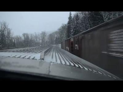 Canadian Rockies- Winter 2012