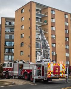 2 Alarm Structure Fire - 295 Lynn Shore Dr, Lynn MA - 2/25/17