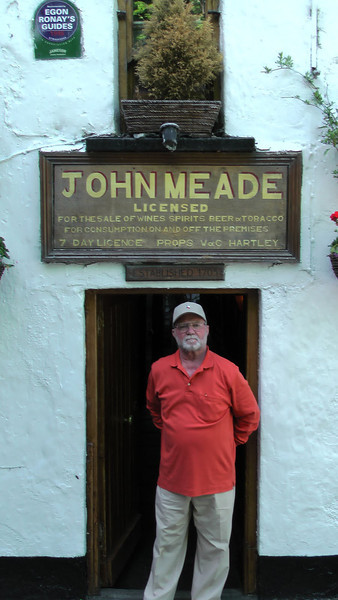 """The """"real"""" Jack Meade's Pub"""