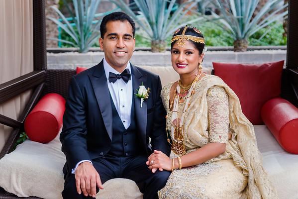 Mahesha + Ritesh