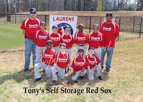 Tonys Self storage