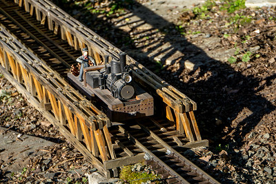 Garden Railroad 2019