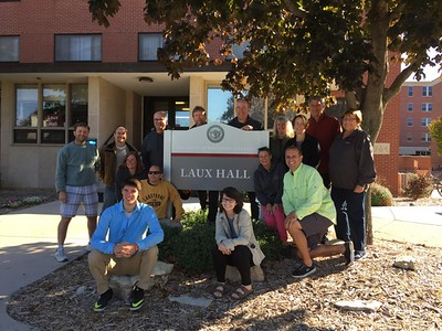 2016 Laux Hall Reunion