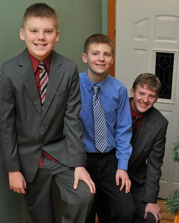 Gibbs Family 2014
