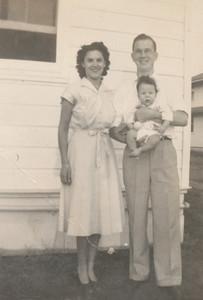 Anna Belle's family