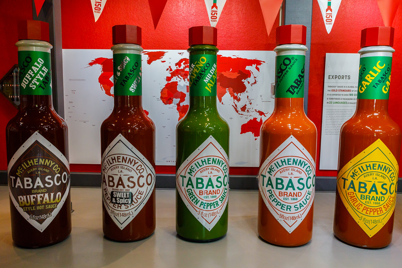 Avery Island Tabasco Factory