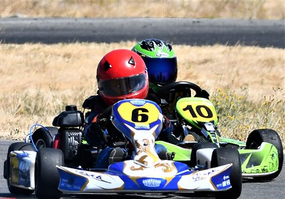 Gold Rush Challenge Race Series @ Kinsmen Kart Club
