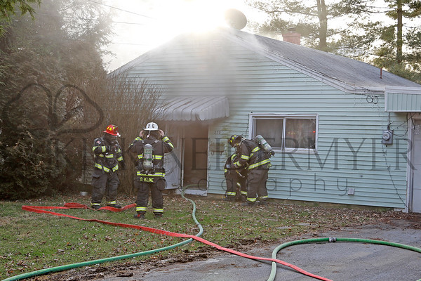 01.01.19 Working house fire in East Hempfield Township