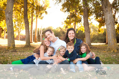 The Bennett Family Mini-Session
