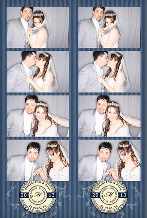 Mendoza Mahon Wedding