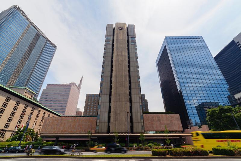 The Imperial Hotel Tokyo. Editorial credit: Osugi / Shutterstock.com