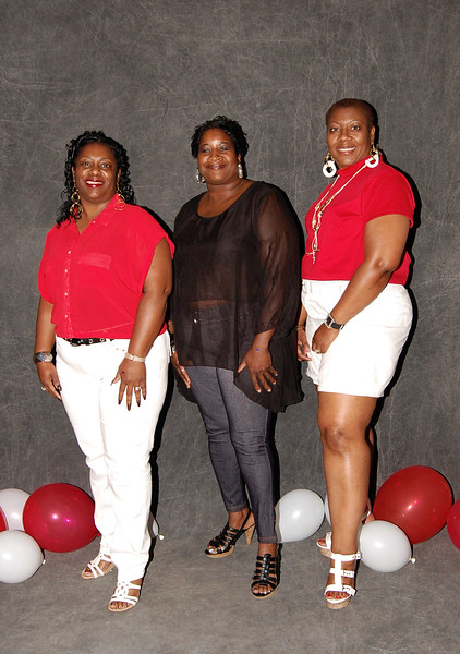 Red and White Affair at Mac Stell's