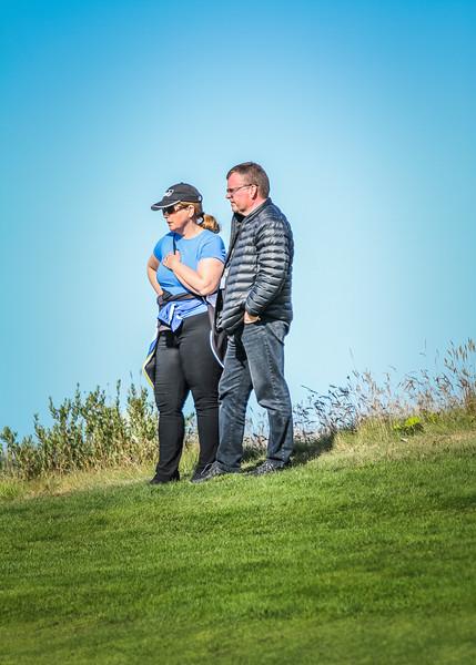 Sigurður Sigurðsson.  Íslandsmót í golfi 2019 - Grafarholt 2. keppnisdagur Mynd: seth@golf.is
