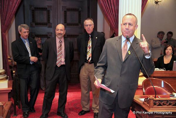 Sacramento Press Club Senate Resolution
