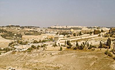 Jerusalem Miscel.