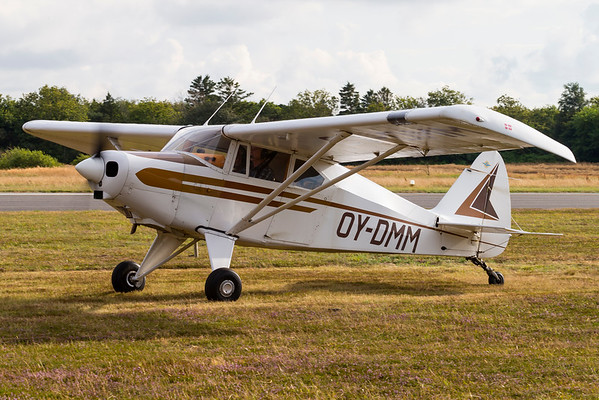 OY-DMM - Piper PA-20-160 Pacer