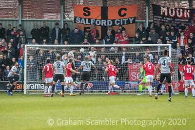 Salford City vs Eastleigh