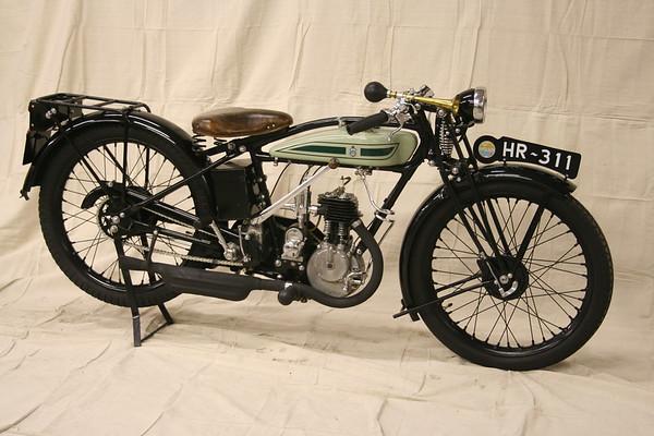 1927 Triumph Model W