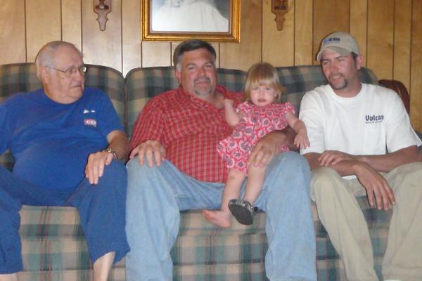 3/22/09 Visit with Papa & Nana