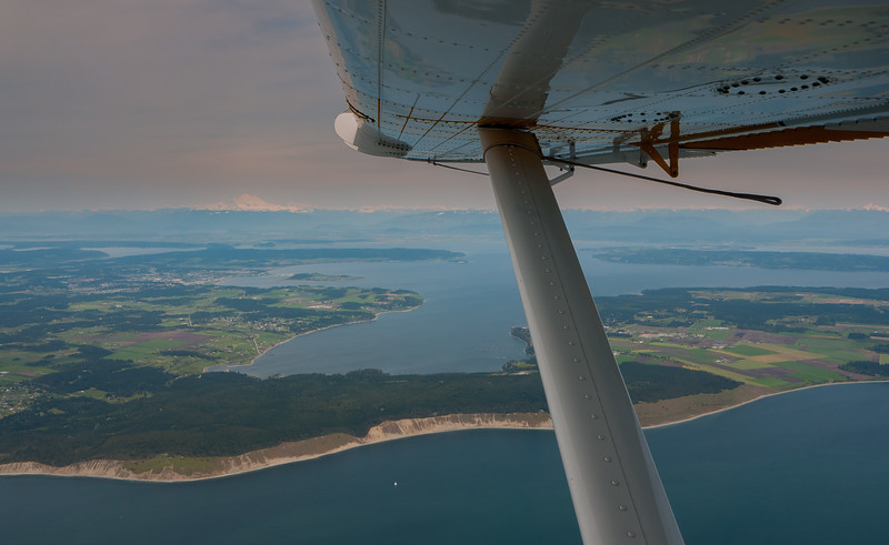 Whidbey, Mount Baker and the North Cascades
