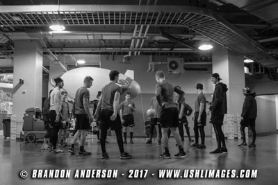 02.18.17 Sioux Falls Stampede vs Bloomington Thunder