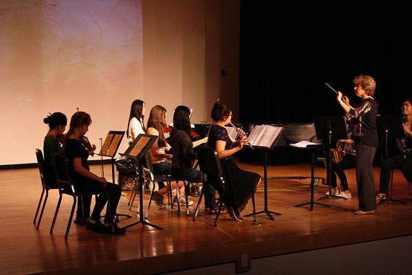High School Spring Arts Concert 2013
