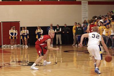 Boys' Basketball vs. West Muskingum