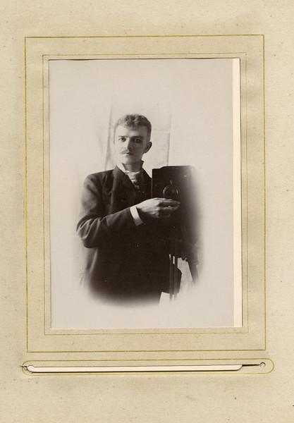 Johanne Hedemanns Album billede nr. 124