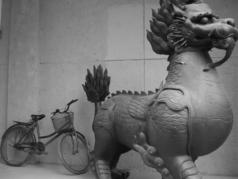 Contemporary Art at Factory 798 - Beijing, China