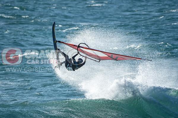 North Beach Windsurfing 02/03/2019
