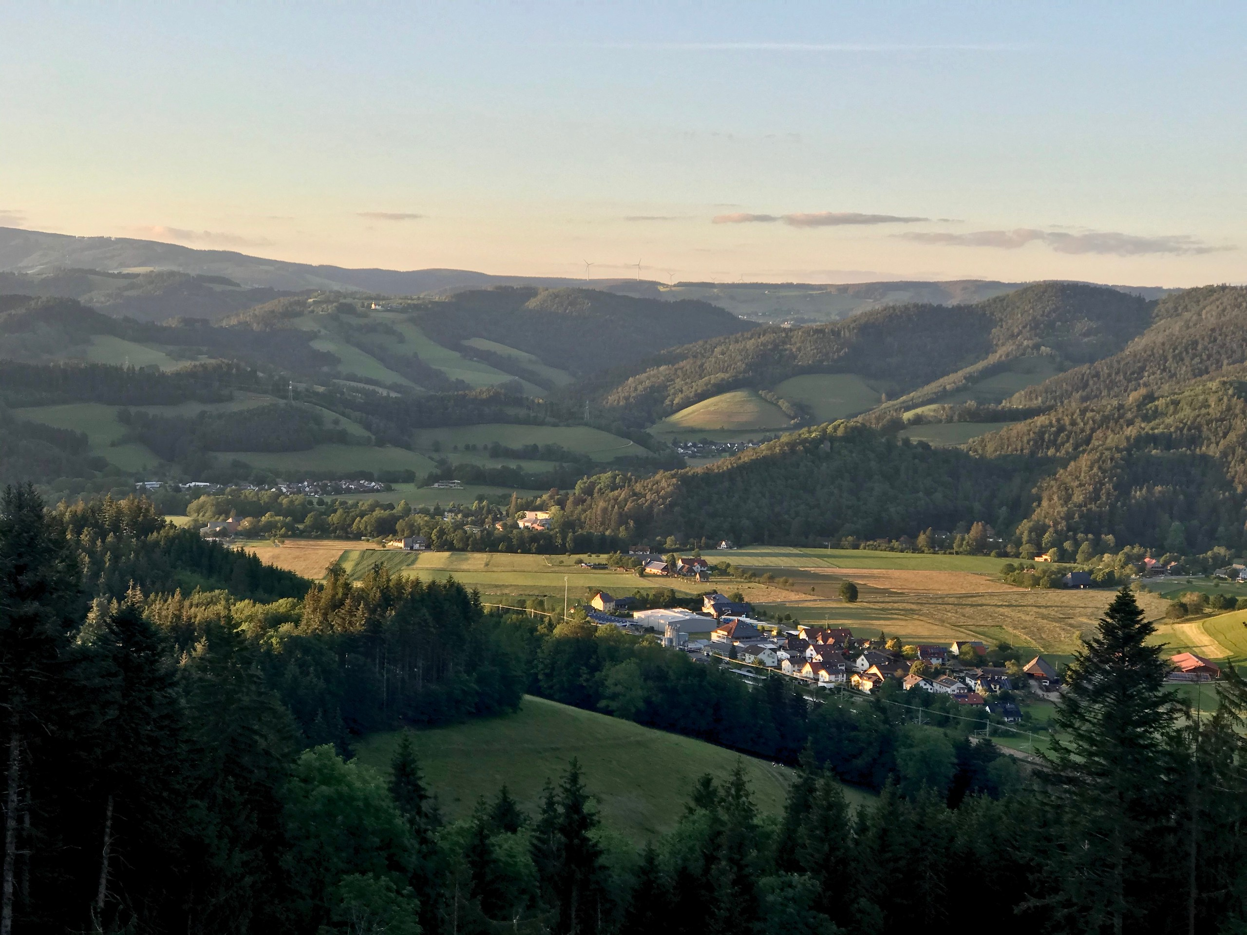 Himmelreich from above