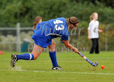 Oley VS Berks Catholic High School Field Hockey 2011 - 2012