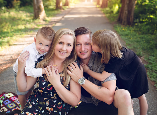 Family Session Info