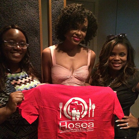Hosea Feed The Hungry Campaign - September 22, 2014