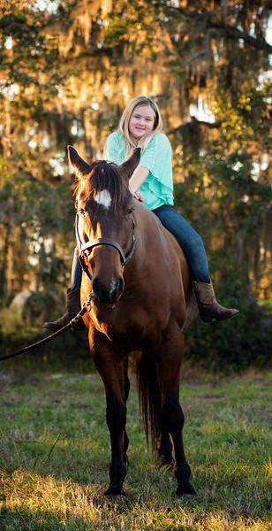 Stephenson E atop horse.jpg