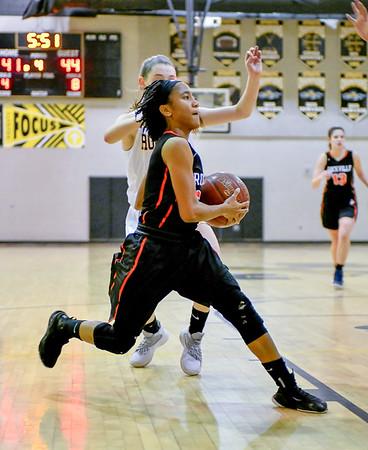 20190125 Girls Basketball Rockville at Richard Montgomery