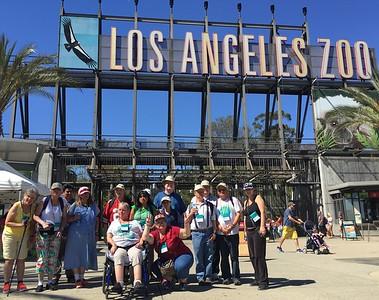 LA Zoo Day Trip