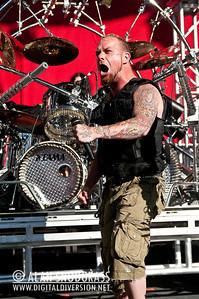 Five Finger Death Punch 7-11-2010