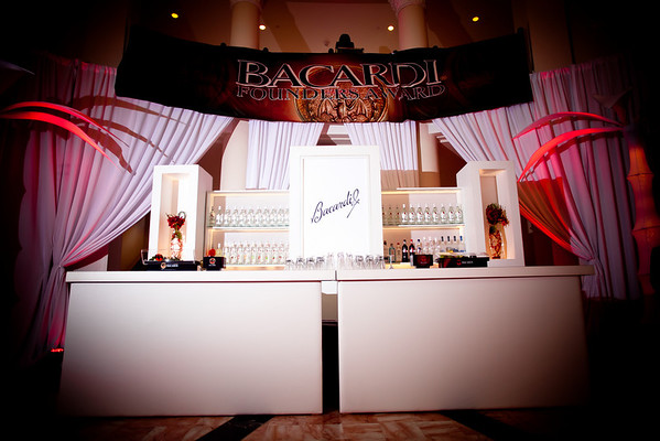 Bacardi - The Founder's awards - Coral Gables, Florida - February 3, 2011